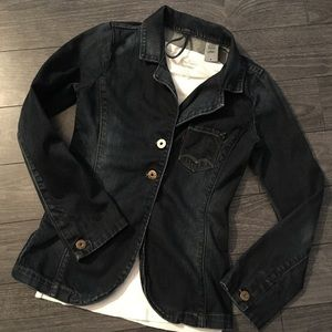 Levi's Woman's Denim Coat Sz S